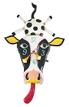 Farm Animal Wall Clocks