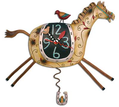 Allen Designs Wall Clocks