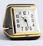 Reliable Wind up Travel Alarm Clock by Bulova