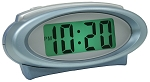 Nightvision Digital Alarm Clock by Equity