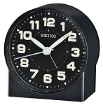 The Black Sphere Alarm Clock by Seiko