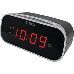 Timex Digital Loud Electric Alarm Clock Black T121B