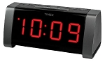 Timex Jumbo Digital AM/FM Electric Alarm Clock Radio Black T235BY