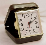 Tourino Wind up Travel Alarm Clock by Westclox