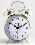 Big Ben Twin Bell Battery Alarm Clock by Westclox