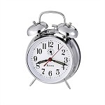 The Bellman Wind up Alarm Clock by Bulova