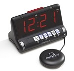 Shake Up to Wake Up Alarm Clock by Clearsounds