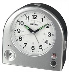 The Recorder Alarm Clock by Seiko