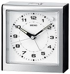 Trident II Alarm Clock Black by Seiko