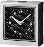 Trident III Alarm Clock Black by Seiko