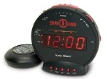 #1 Rated Sonic Bomb Alarm Clock by Sonic Alert