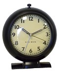 Retro 1939 Big Ben Black Alarm Clock by Westclox